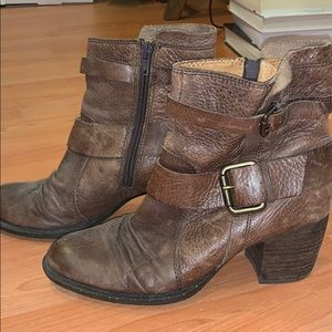 Brown Naya Virtue boots Size 6.5